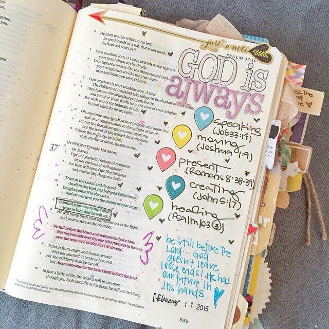 [psalm 37:5]
