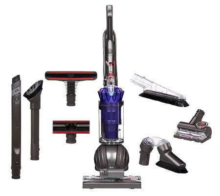 dyson animal ball upright vacuum with 7 attachments plenty of attachments for anything you could need keeps our dog hair in control