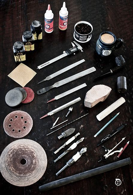 Making Your Own Smoking Pipe - The Pipe Guys