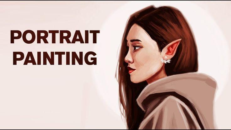 Tomcii youtube timelapse videos tutorials art videos art artist