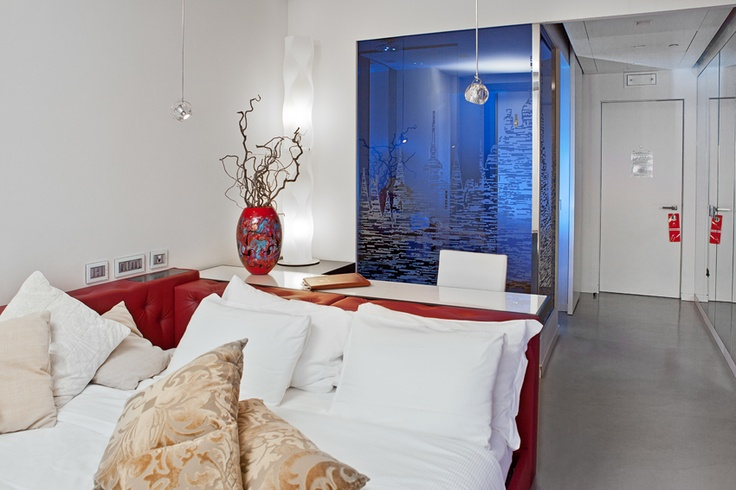 Deluxe Double Room - www.antonyhotel.it