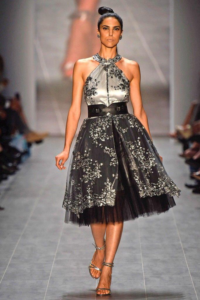 Guido Maria Kretschmer RTW Spring 2015 [Photo by Mercedes-Benz Fashion Week Berlin]