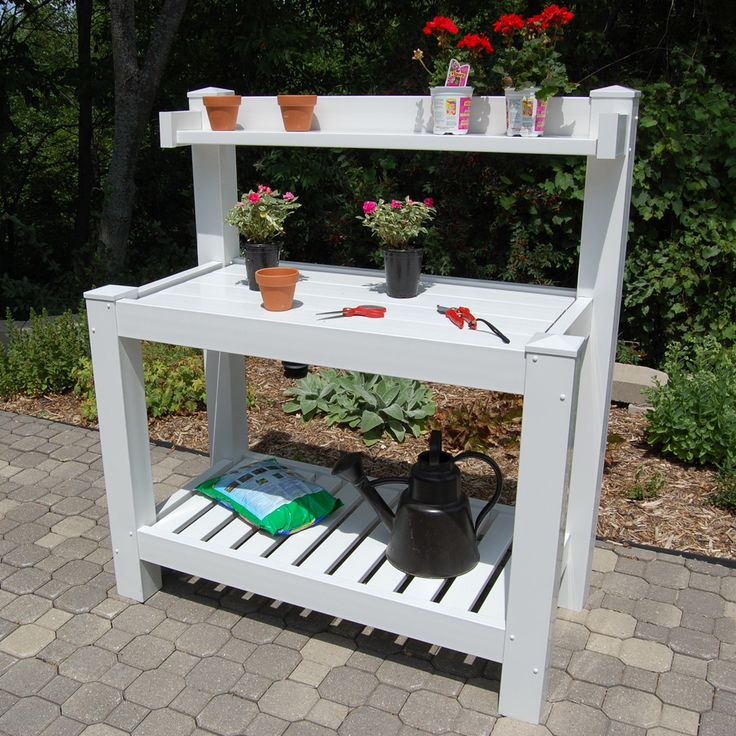 potting bench new bedford ma