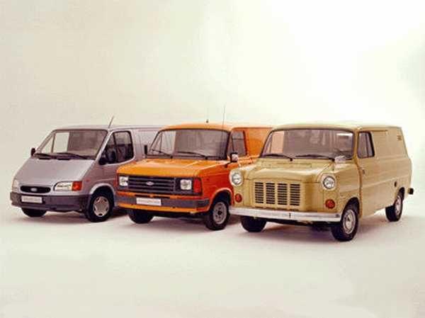 Ford Transit (1965-2000) Prod. : 1.857.635