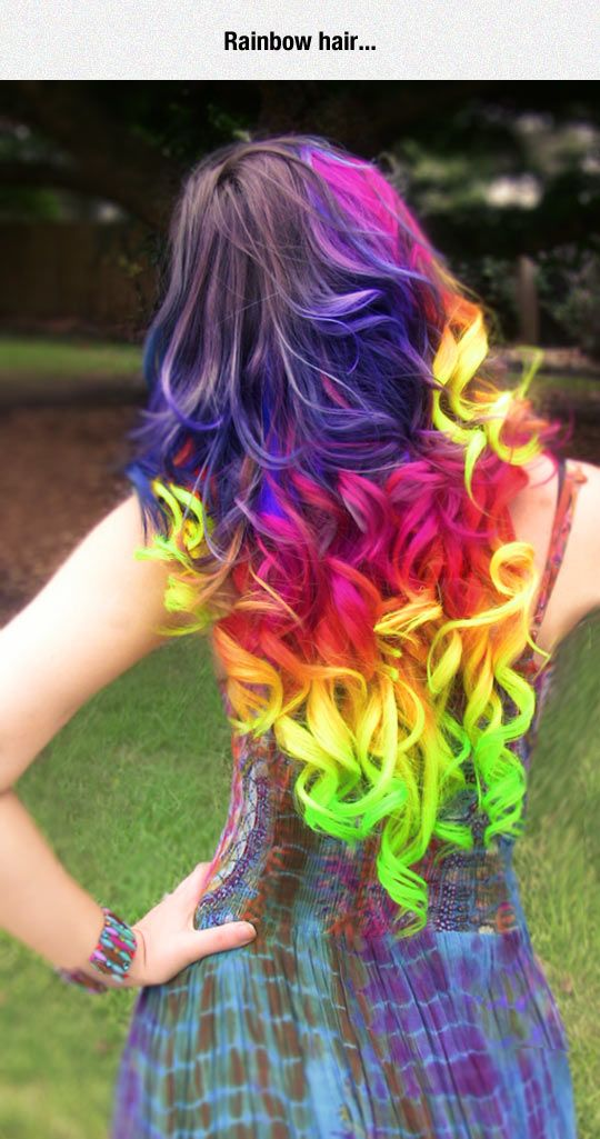 Gorgeous And Colorful