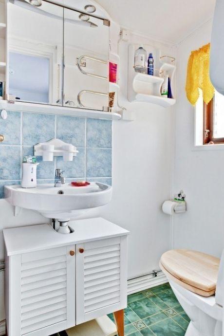 Зеленый домик площадью 40 квадратных метров - Дизайн интерьеров | Идеи вашего дома | Lodgers