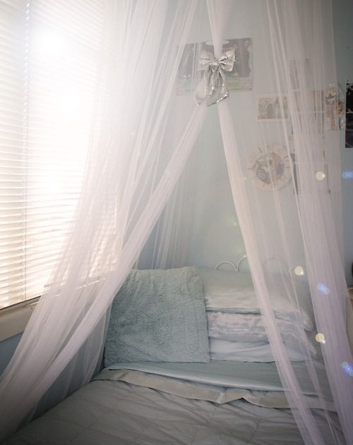 Mosquito Net Bedroom Decor