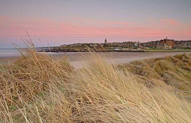 """West Sands Beach, St Andrews (Opening Scene from Chariots of Fire)chariots of fire- """"I believe God made me for a purpose, but he also made me fast. And when I run I feel His pleasure."""""""