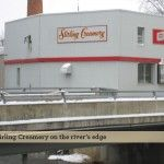 Stirling Creamery butter is barrel-churned in the heart of Stirling, Ontario. #EatLocal #ButterIsBetter