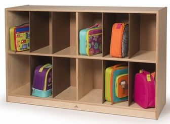 Big Backpack Storage, WB1408 by Whitney Brothers | BizChair.com