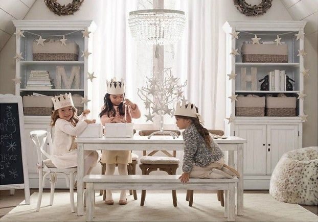 Daddy Cool!: 36 Ιδέες για Vintage Χαριτωμένά Παιδικά δωμάτια και Playroom