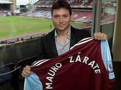 Mauro Zarate nuevo refuerzo del West Ham