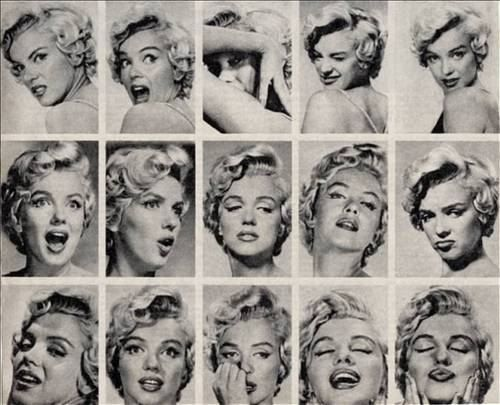 Marilyn Montage