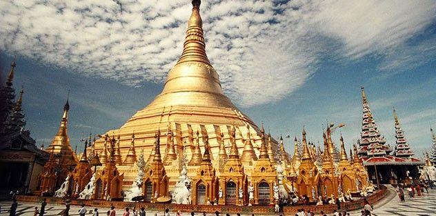 Tour Du Lịch Myanmar Yangon - Bago -Thanlyin Vùng Đất Huyền Bí 4N3D