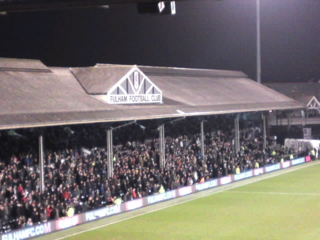 Craven Cottage, Fulham Football Club