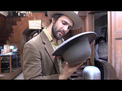 """NY's Oldest Hat Store"" JJ HAT CENTER Saves My Vintage Borsalino 8/7/15 - YouTube"