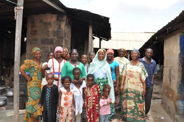 My Bawku family