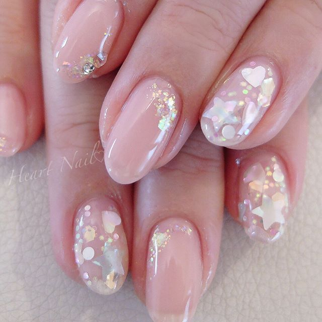 シェルタイルネイル! #nails#nail#nailart#nailstagram#gelnails#nailart#ネイル#ネイルアート#ネイルデザイン#ネイリスト#ネイルサロン#大人可愛い#大人ネイル#上品ネイル#オフィスネイル#ジェルネイル#シンプルネイル#野田市ネイル#ブライダルネイル