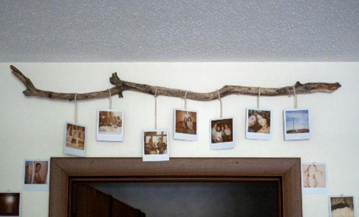 Ветки в интерьере: 30 идей эко-декора - Ярмарка Мастеров - ручная работа, handmade