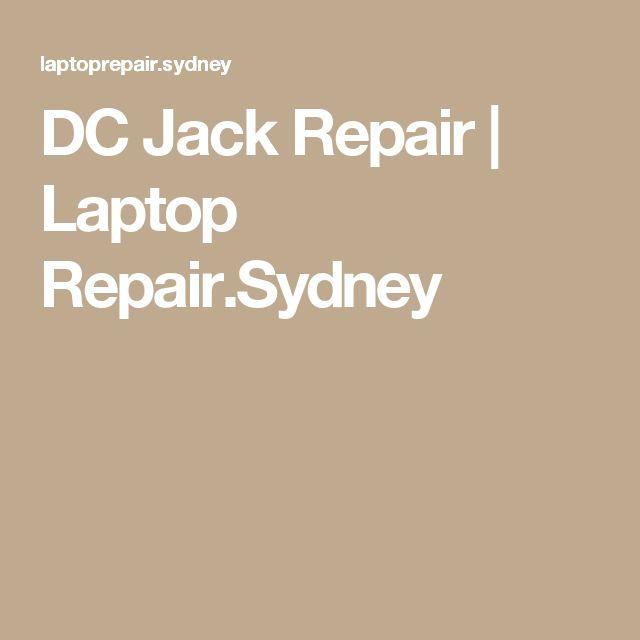 DC Jack Repair | Laptop Repair.Sydney