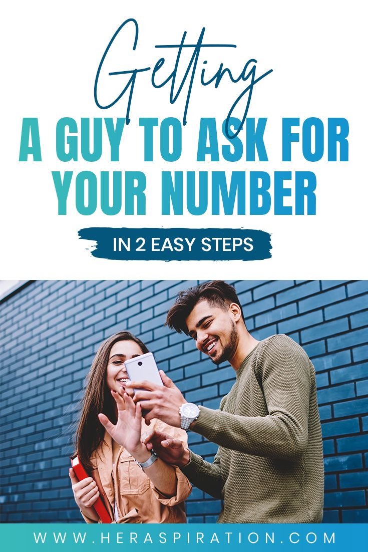 Get a guy interested through text
