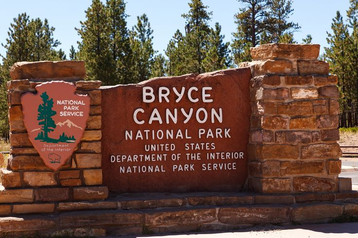 Photograph BCNP Entrance Sign by James Marvin Phelps on 500px