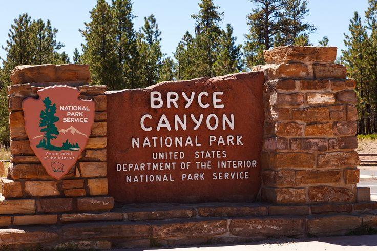 BCNP Entrance Sign, Utah, US /por James Marvin Phelps en 500px