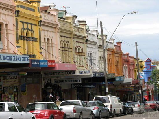 #Glebe, #Sydney