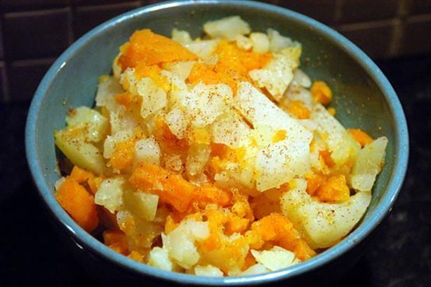 Kohlrabi & Carrots