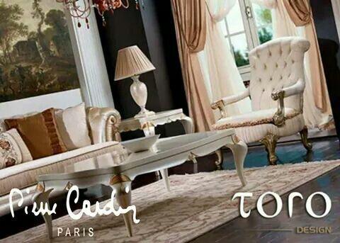 Toro Design & Pierre Cardin incep colaborarea in ROMANIA in domeniul covoarelor.  Începând din această săptămână la #ToroDesign vă așteptăm si cu produsele unuia din cei mai cunoscuți creatori de designuri interioare si anume Pierre Cardin!  Vă așteptăm în showroom-ul nostru din Bd. Pipera 25A pentru a le putea admira și achiziționa!