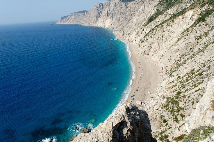 Cephalonia island. a travel story.