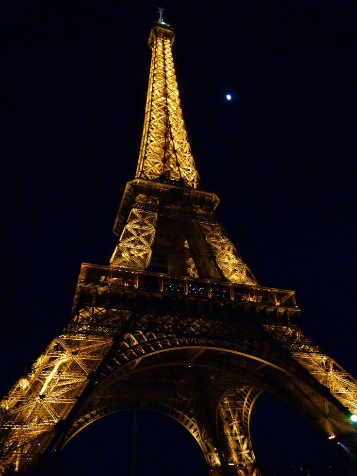 Leaving Paris | Eiffel Tower *Love* | Pinterest