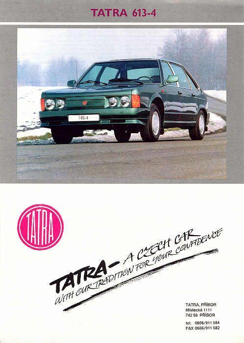 Tatra 613-4