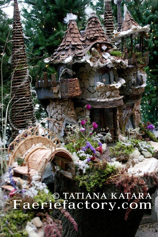 17 Best Images About Fairy Houses On Pinterest Woodland