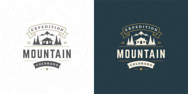 Logos de turismo aventura