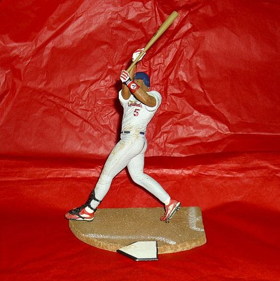 Albert Pujols Baseball Figure Sport by WelshGoatVintage on Etsy - SOLD OUT