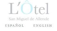 L'Otel : Hotel en San Miguel de Allende