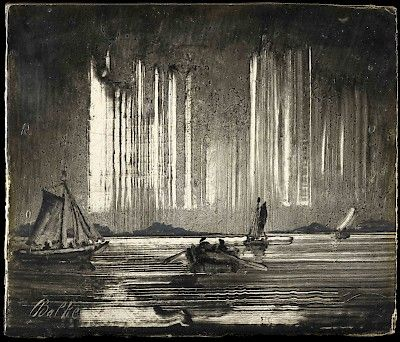 Peder Balke, 1804 - 1887 Biography and Artworks | Trivium Art History