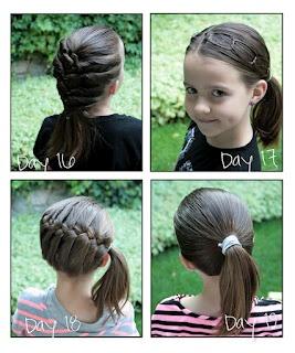 Little Girls Hairstyles 69 Best Little Girl Hairstyle Images On Pinterest  Girls Hairdos