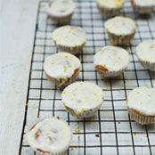 Jamie's Butternut Pumpkin Muffins with a frosty top Recipe - Quick and easy at woolworths.com.au