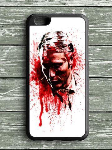 Bryan Fuller Hannibal Blood iPhone 6 Plus Case