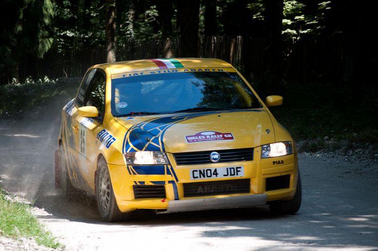 Fiat Stilo Rally