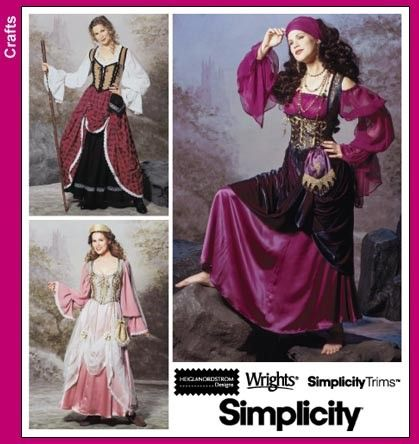 12 best Genie, Arabian, Belly Dancer, Gypsy Costume Patterns images ...