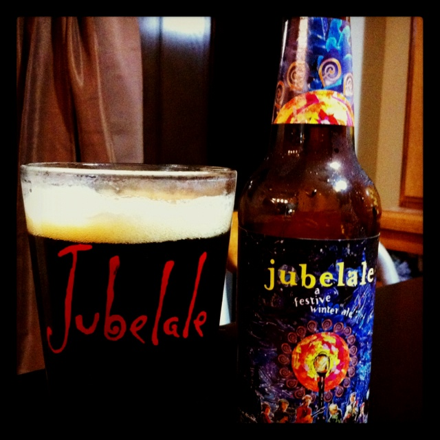 A tradition unlike any other: Jubelale by Deschutes.