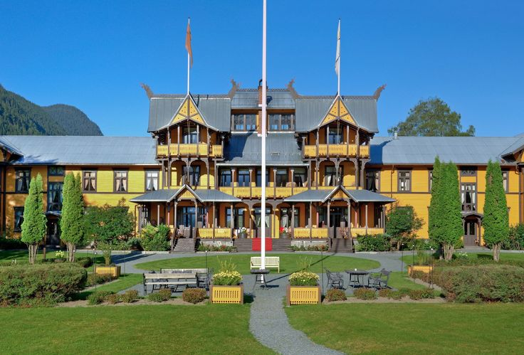 Dalen Hotel in Norway, perfect for weddings