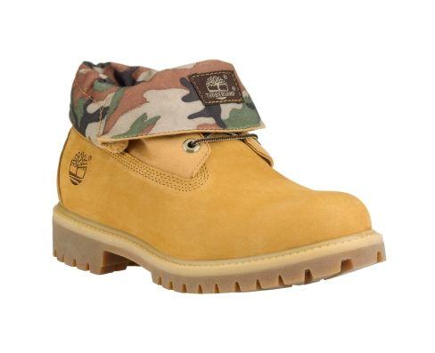 Men's Timberland® Roll-Top Boots - Timberland