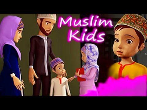 WELCOME  RAMADAN : ISLAMIC Life : KIDS CARTOON  : PART - 1
