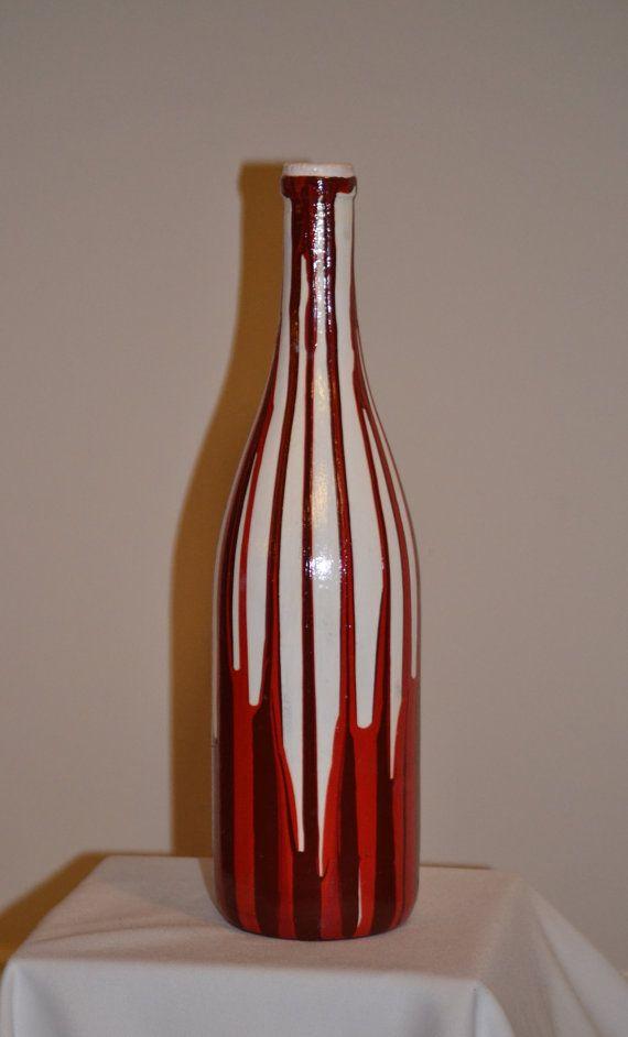 Glass Bottle ArtPainted Wine Bottle12 917 best