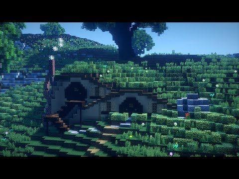 Minecraft Hobbit House! Minecraft Timelapse!! – YouTube – Natsumi Shannon