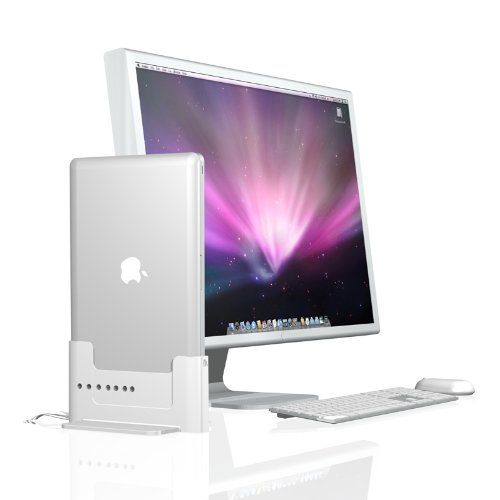 Amazon.com: Henge Docks Vertical Docking Station for the 13-inch MacBook Unibody: Computers & Accessories